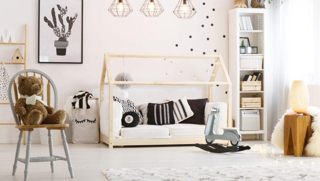 Diseñamos las habitaciones de tus niños.